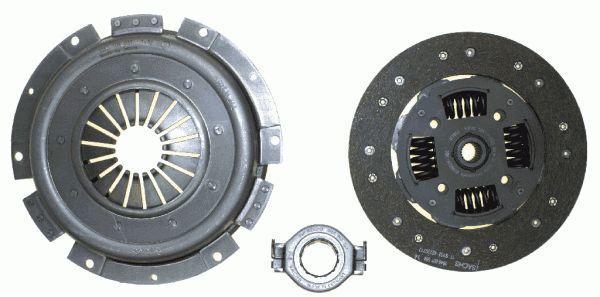 Sachs Koppelings kit 3000 454 001