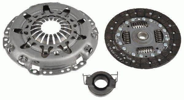 Sachs Koppelings kit 3000 951 951