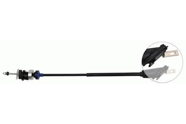 Hitec Koppelingskabel K25050