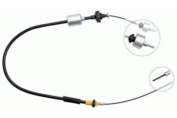 Hitec Koppelingskabel K28074