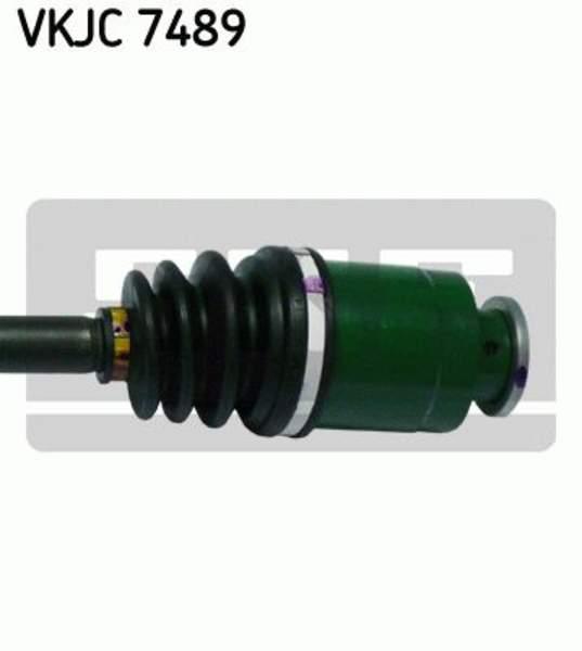 Skf Aandrijfas VKJC 7489