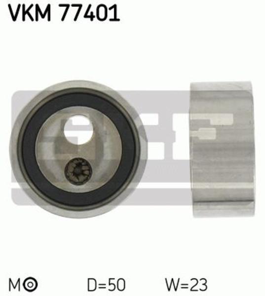 Skf Spanrol distributieriem VKM 77401