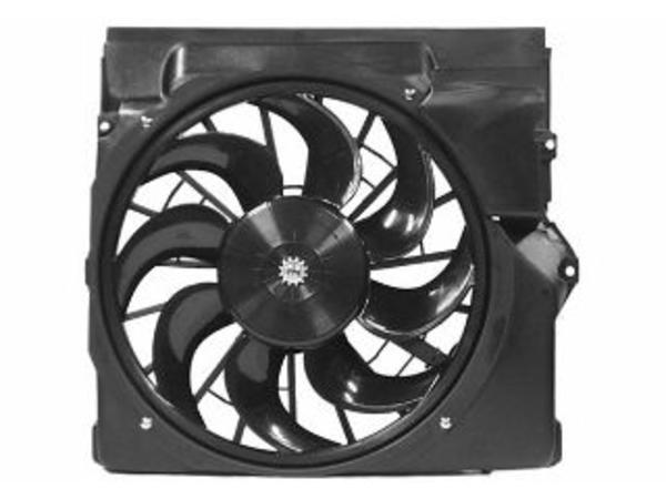 Van Wezel Ventilator aircocondensor 0640751