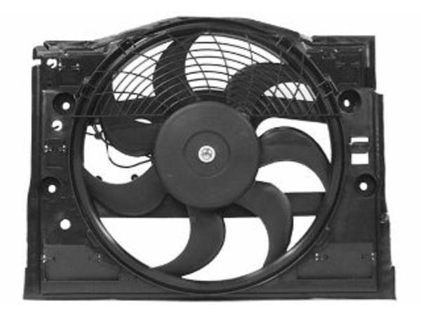 Van Wezel Ventilator aircocondensor 0646751