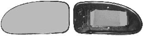 Van Wezel Buitenspiegelglas 1858831