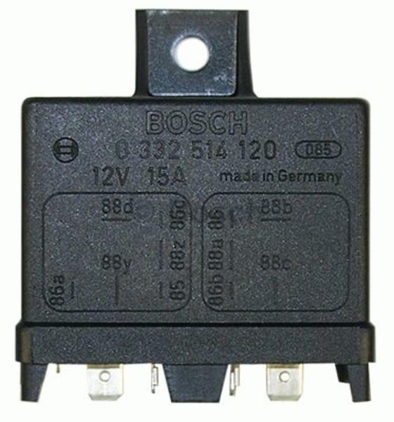 Bosch Relais / Relais brandstofpomp 0 332 514 120