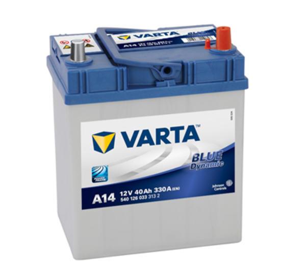 Varta Accu 5401260333132