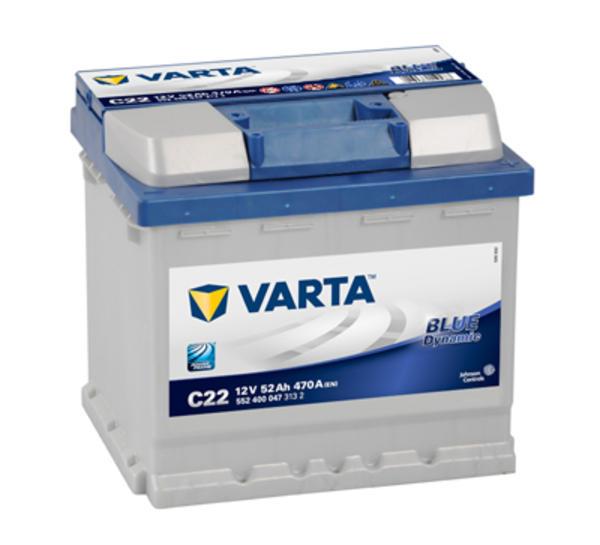 Varta Accu 5524000473132