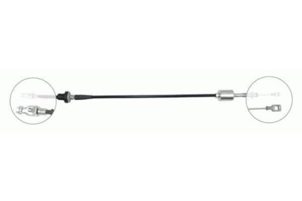 Nipparts Koppelingskabel J22040