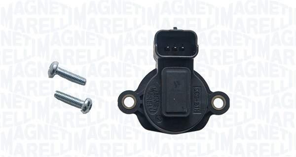 Magneti Marelli Kleppeneenheid hydr.motor autom.aandrijving 023000016010