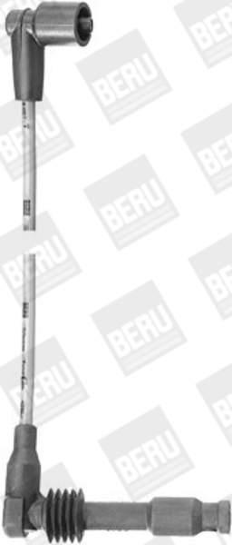 Beru Bougiekabel R218S