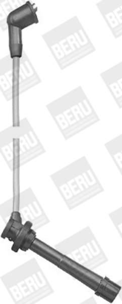 Beru Bougiekabel R296