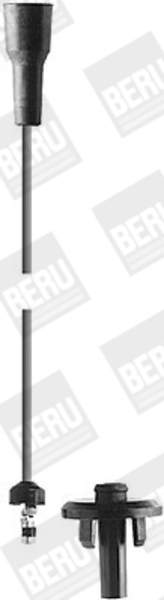 Beru Bougiekabel R50