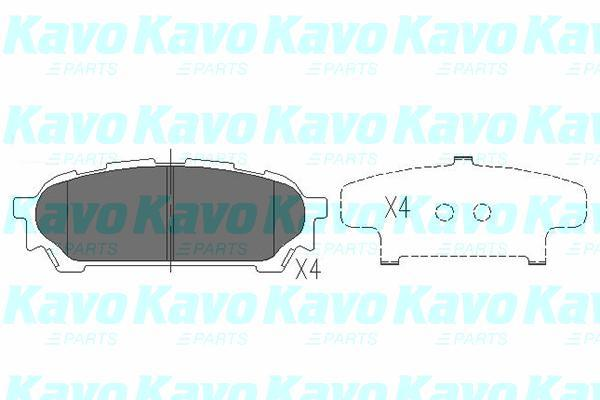 Kavo Parts - KbpRembloksetKBP-8019