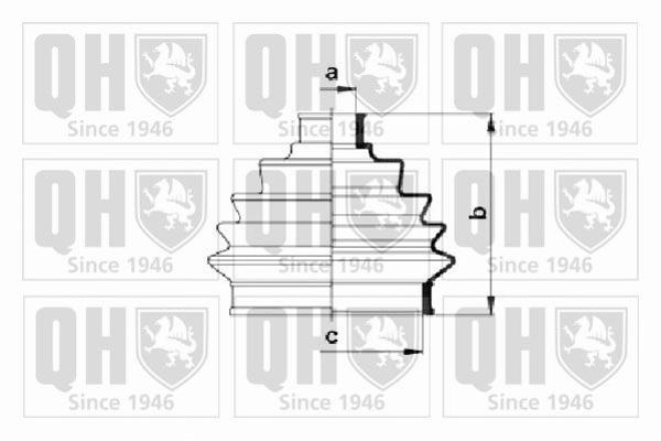 Qh Aandrijfashoes QJB123