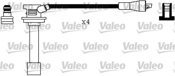 Valeo Bougiekabelset 346537