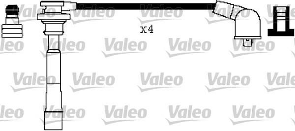 Valeo Bougiekabelset 346451