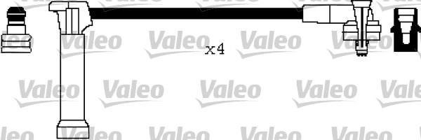 Valeo Bougiekabelset 346301
