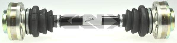 Spidan Aandrijfas 20537
