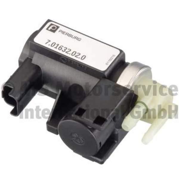 Pierburg Drukconvertor, regelelement, regelklep / Turbolader drukconverter 7.01632.02.0