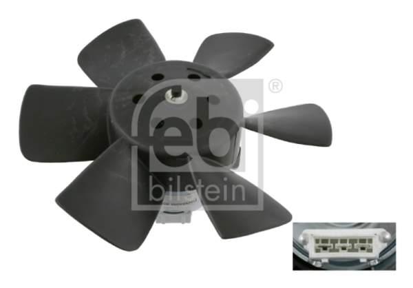 Febi Bilstein Ventilatormotor-/wiel motorkoeling 06989