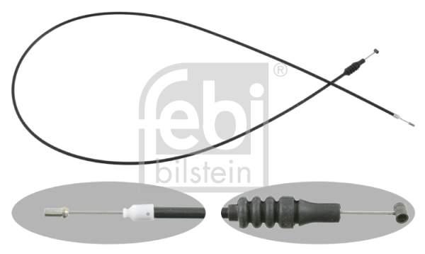 Febi Bilstein Motorkap kabel 26683
