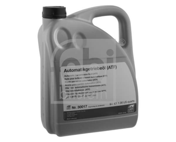 Febi Bilstein Cardan olie (Differentieel) / Hydrauliekolie / Versnellingsbakolie 30017