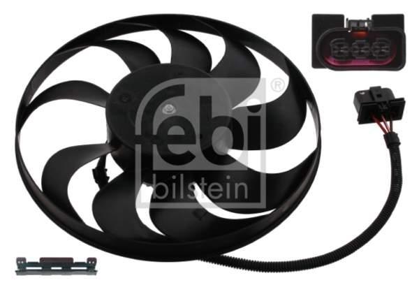 Febi Bilstein Ventilatormotor-/wiel motorkoeling 32630