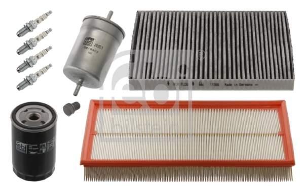 Febi Bilstein Filter-onderhoudspakket / Onderdelen onderhoudsbeurt 36104