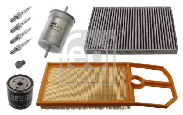 Febi Bilstein Filter-onderhoudspakket 36107