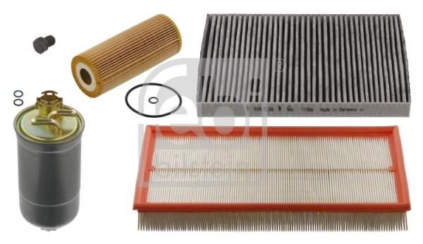 Febi Bilstein Filter-onderhoudspakket / Onderdelen onderhoudsbeurt 36108