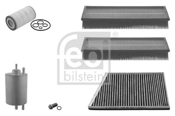 Febi Bilstein Filter-onderhoudspakket 38730