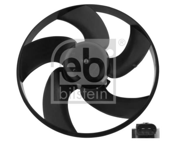 Febi Bilstein Ventilatormotor-/wiel motorkoeling 40638