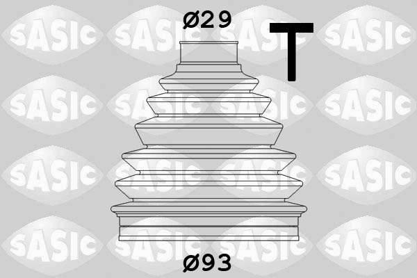 Sasic Aandrijfashoes 1900029
