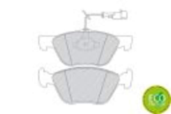 Ferodo Remblokset FDB1052
