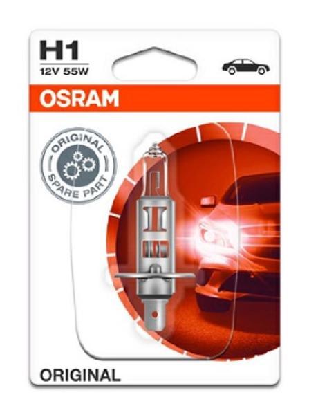 Osram Gloeilamp bochtcorrectieschijnwerper / Gloeilamp grootlicht / Gloeilamp koplamp / Gloeilamp mistlicht 64150-01B