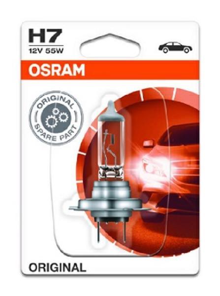 Osram Gloeilamp bochtcorrectieschijnwerper / Gloeilamp grootlicht / Gloeilamp koplamp / Gloeilamp mistlicht 64210-01B