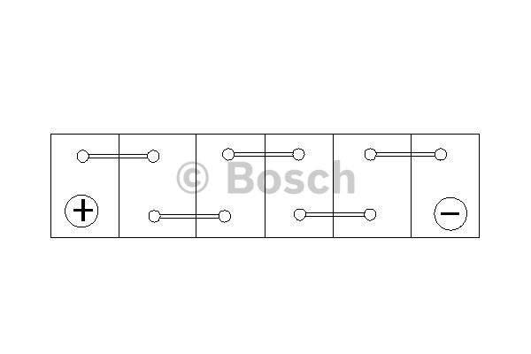 Bosch Accu 0 092 S40 270