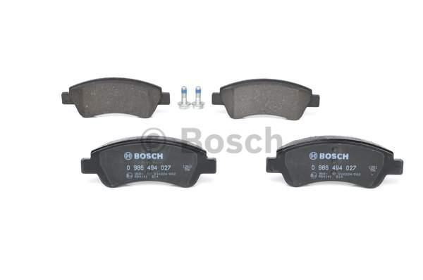 Bosch Remblokset 0 986 494 027