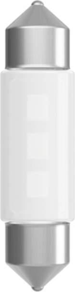 Philips Gloeilamp deurlicht / Gloeilamp instaplicht / Gloeilamp interieurverlichting / Gloeilamp kofferruimteverlichting / Gloeilamp leeslamp / Gloeilamp motorruimteverlichting / Gloeilamp opbergvakverlichting 11854ULWIX1