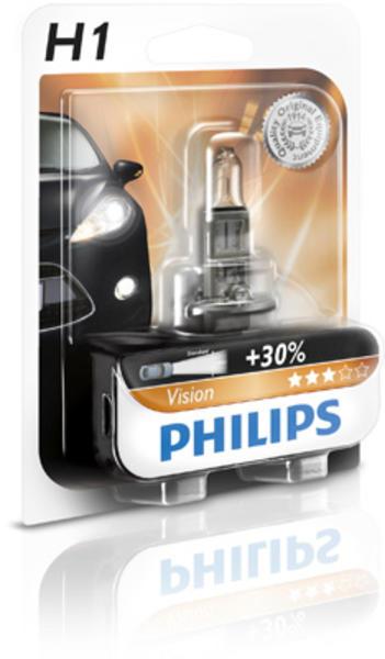 Philips Gloeilamp bochtcorrectieschijnwerper / Gloeilamp grootlicht / Gloeilamp koplamp / Gloeilamp mistlicht 12258PRB1