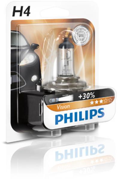 Philips Gloeilamp grootlicht / Gloeilamp koplamp / Gloeilamp mistlicht 12342PRB1