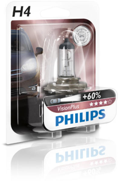 Philips Gloeilamp grootlicht / Gloeilamp koplamp / Gloeilamp mistlicht 12342VPB1