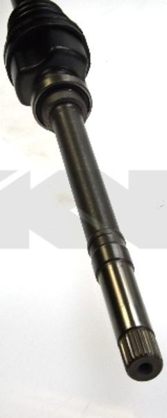 Gkn-lobro Aandrijfas 303217
