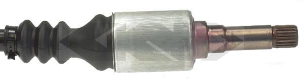 Gkn-lobro Aandrijfas 303344