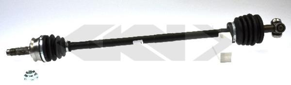 Gkn-lobro Aandrijfas 303653