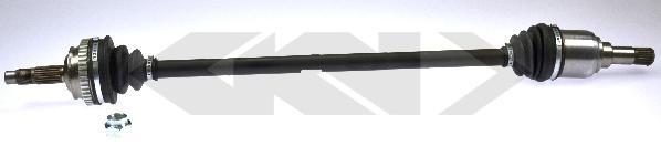 Gkn-lobro Aandrijfas 303659
