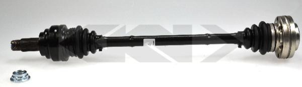 Gkn-lobro Aandrijfas 304483