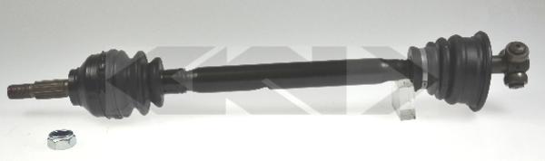 Gkn-lobro Aandrijfas 304511