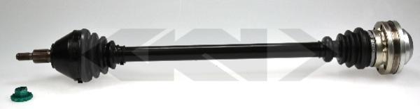 Gkn-lobro Aandrijfas 304618